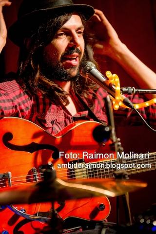 Concert de Pau Saura dissabte 3 de desembre a les 19.30h al Bar Campus, dins del 6è Ressupó de Tardor a Reus