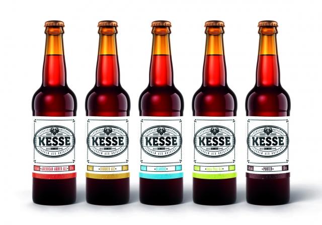 Tast comentat de la cervesa artesana Kesse al Bar Campus el dilluns 4 de desembre