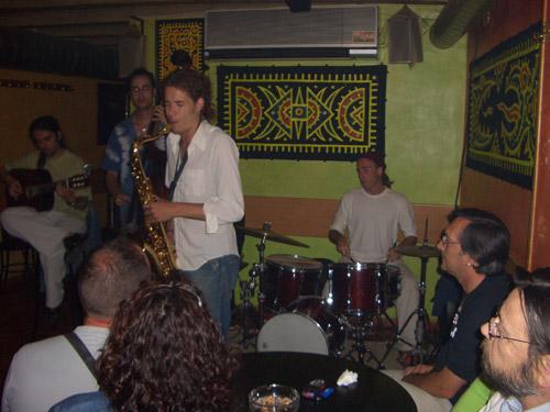 Sebastian's Hot Band
