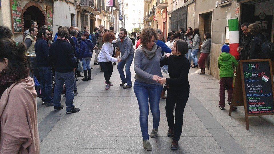 Swing al carrer