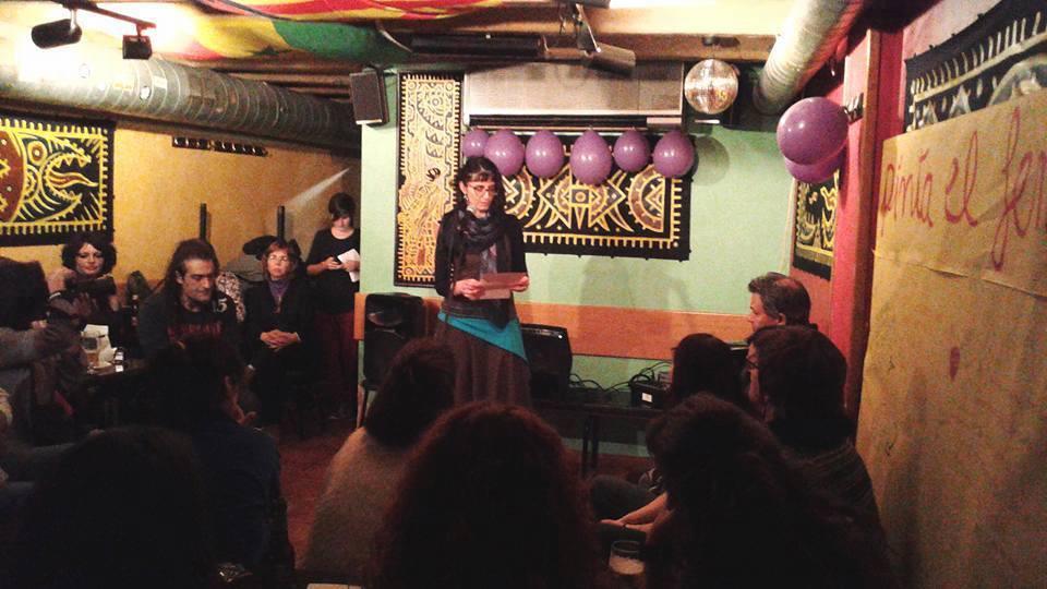 Poesia feminista 8 de març
