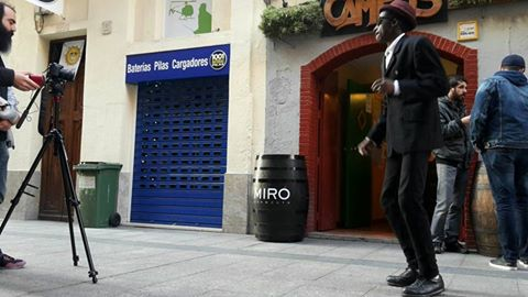 Rodatge videoclip