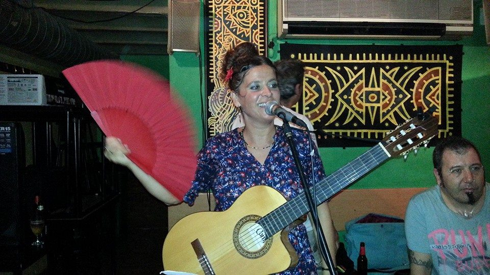 Bali Cejas i el Gitano Punki