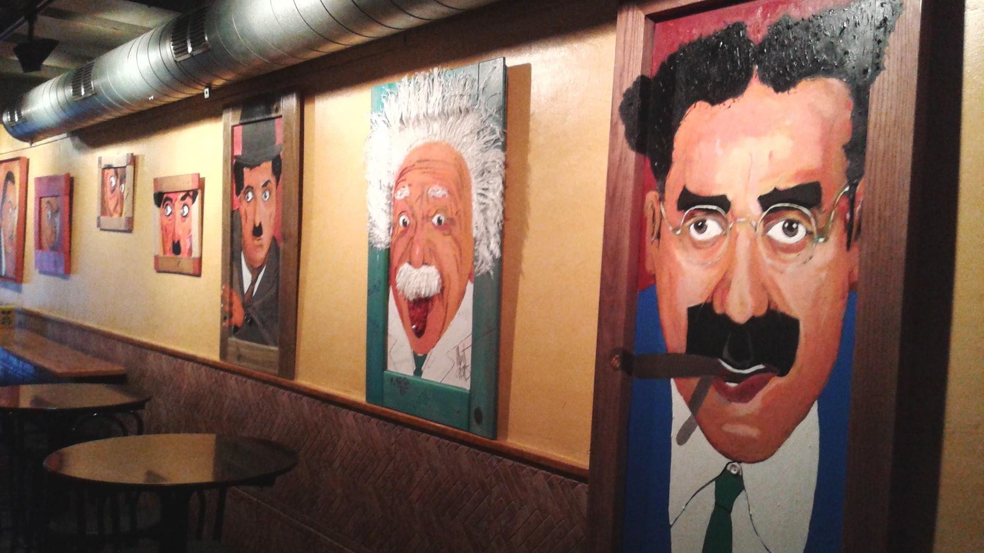 Mirades i bigotis d'Albert Casas