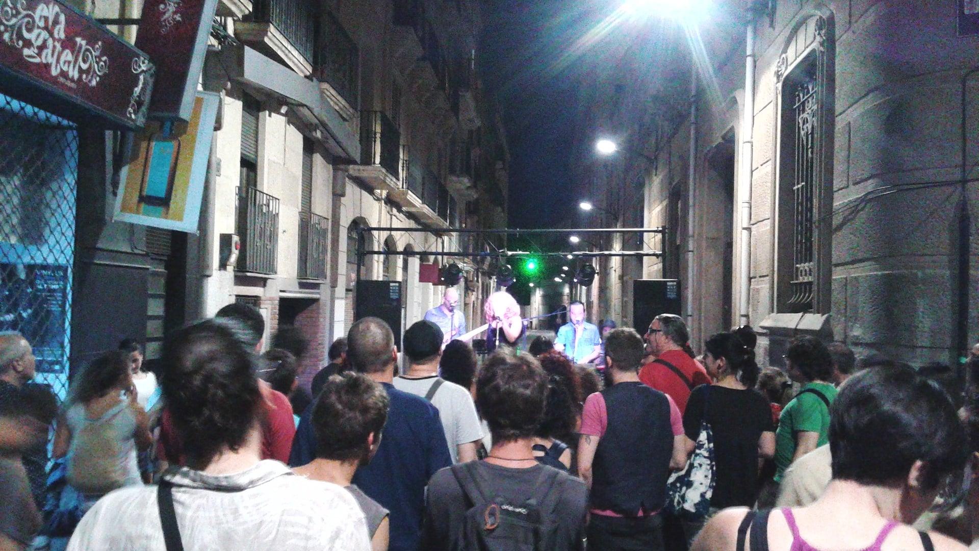 Música al carrer