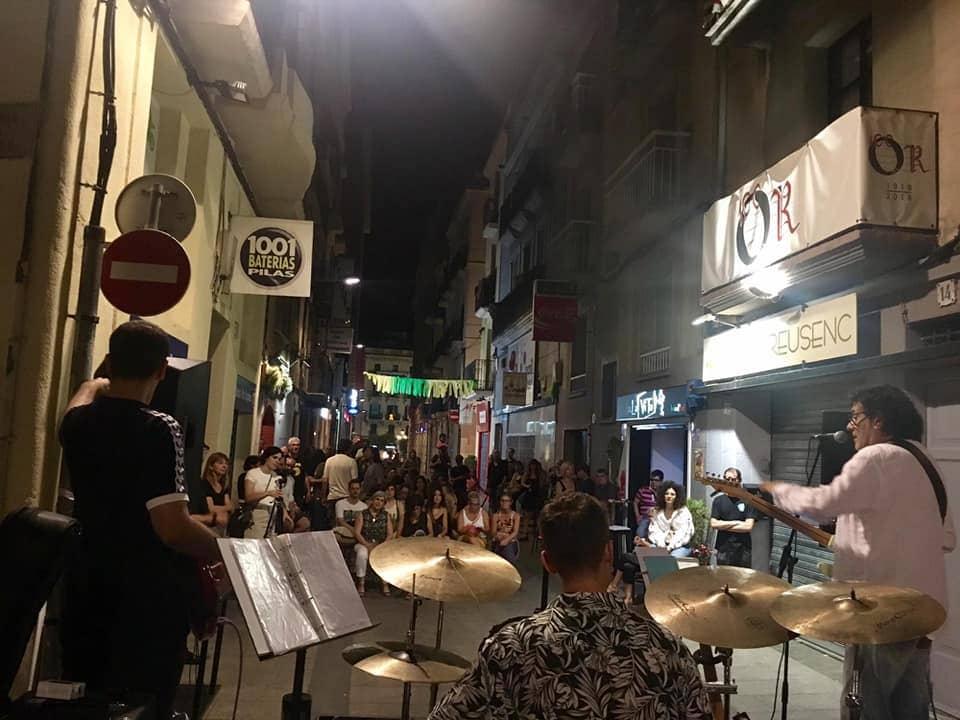 Blues al carrer