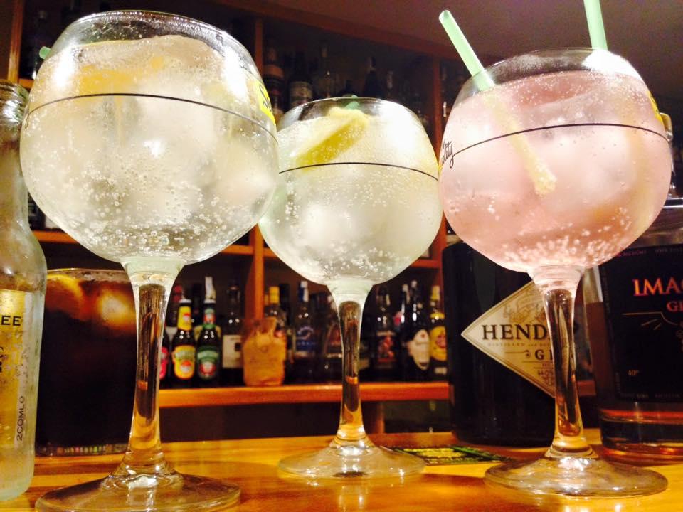 Gin tònics