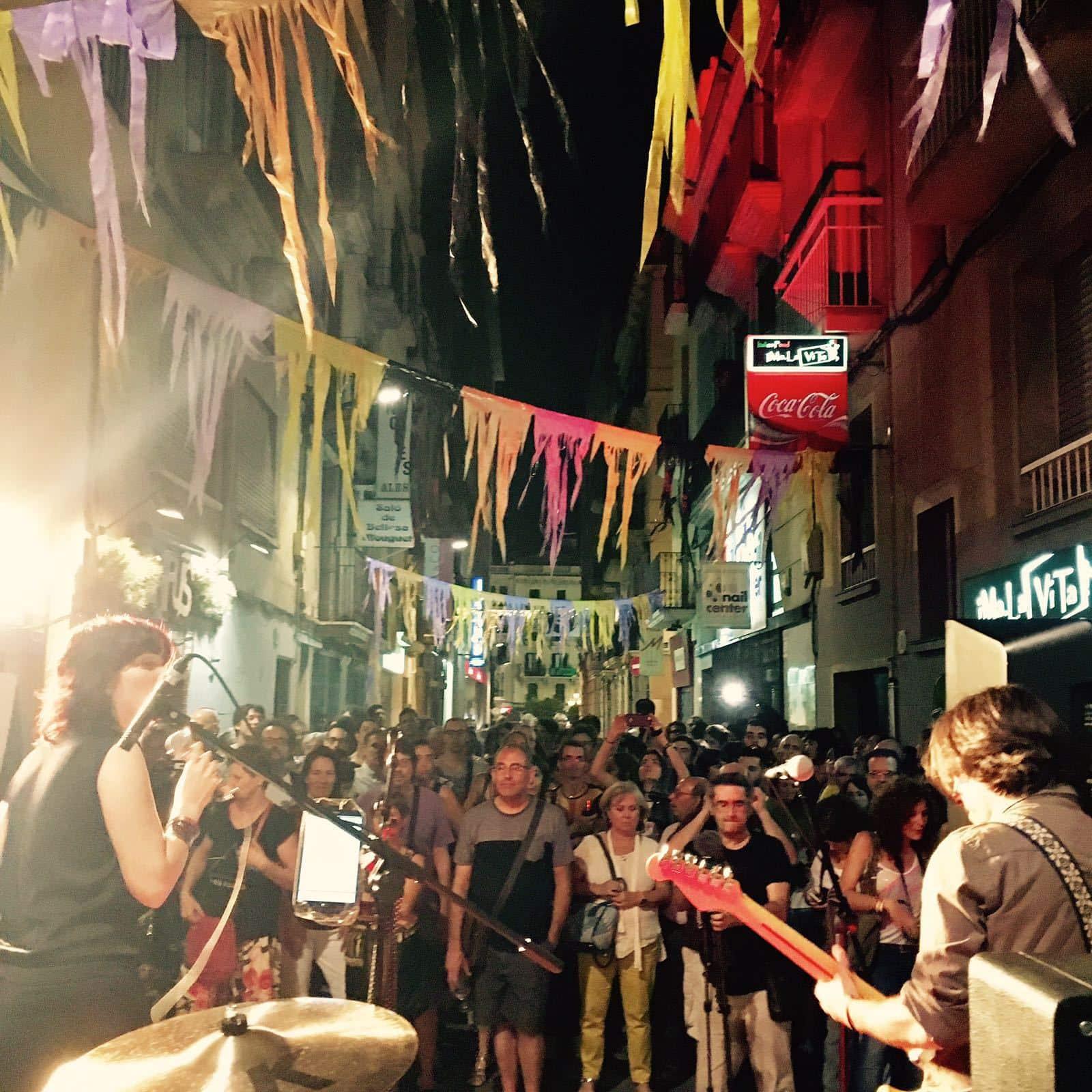 El carrer de la música