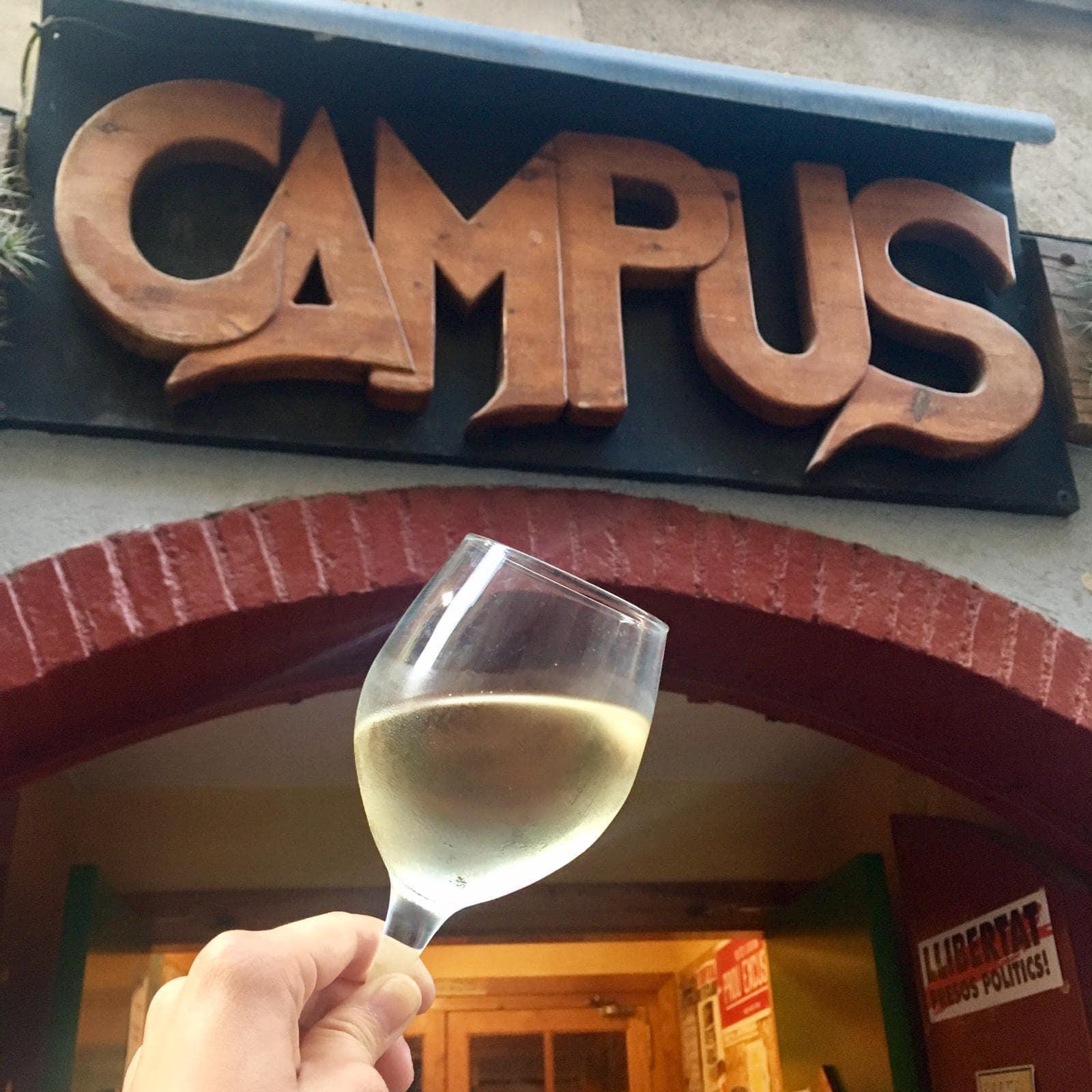 El Campus, terra de vins