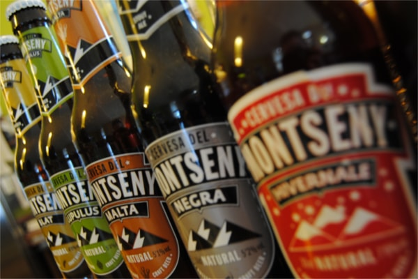Cerveses Montseny