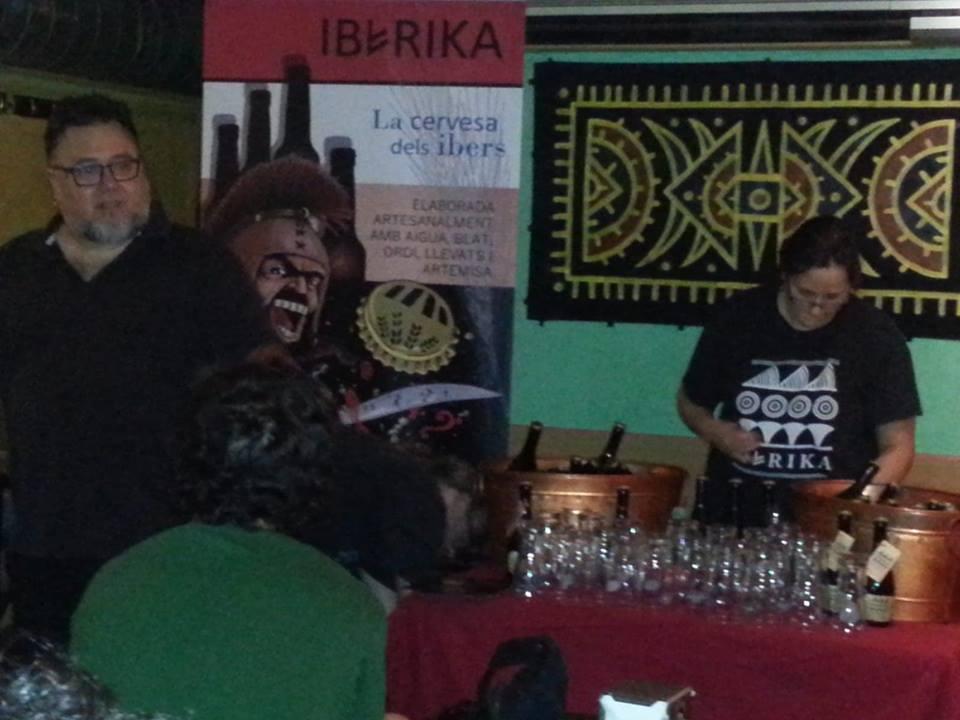 Tast cervesa artesana Iberika